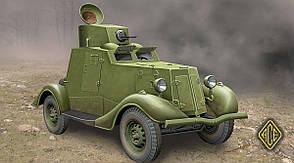 Бронеавтомобиль ФАИ-М. Сборная модель в масштабе 1/48. ACE 48107