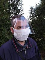 Защитная маска-экран для лица