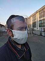Захисна маска-екран для обличчя, фото 1