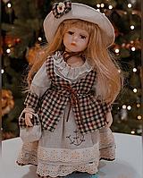 Кукла фарфоровая, декоративная Венди 40 см RF-Collection
