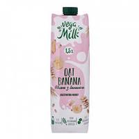 """Напиток овсяный с бананом """"Vega Milk"""", 95 мл"""