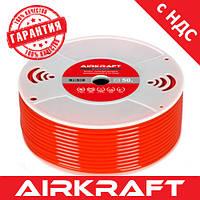 Шланг полиуретан. армированный в бухте PR 50м AIRKRAFT PR14 PR (для компрессора, пневматический, воздушний)