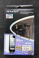 (DL) Навушники Awei- Q35 чорний