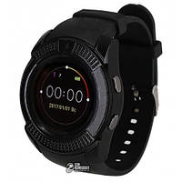 Умные часы Android Smart V8 Черные