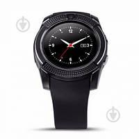 Мужские функциональные смарт-часы Smart Watch V8 Android, черные