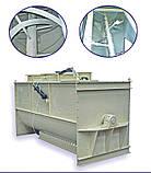 Горизонтальний змішувач для комбікорму 500 л Mecafa, фото 3