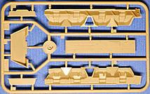 БТР-70 (раннего выпуска). Сборная модель в масштабе 1/72. ACE 72164, фото 3