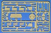 БТР-70 (раннего выпуска). Сборная модель в масштабе 1/72. ACE 72164, фото 2