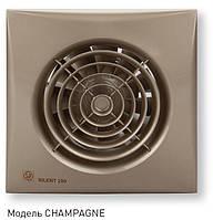 Вытяжной вентилятор Silent 100 CZ Champagne, фото 1