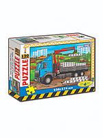 Пазли 120, вип. 4 (ЕРТ -04) Вантажівка в кор. 86874