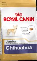 Сухой корм для щенков породы чихуахуа в возрасте до 8 месяцев Royal Canin Chihuahua Junior 500 гр.