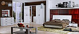 Кровать Рома с мягкой спинкой, фото 2
