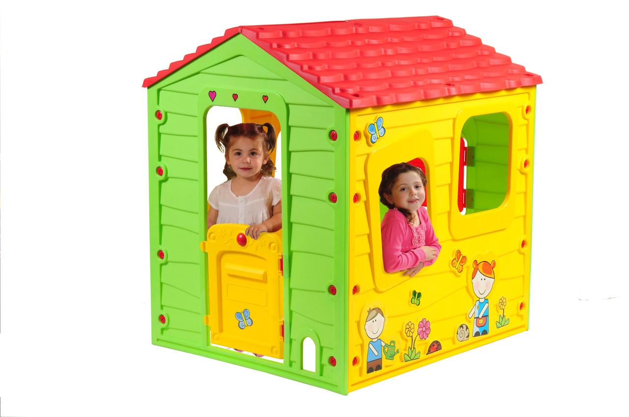 Домик игровой детский 118х106х127 см (90-560)