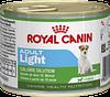 Консервы Royal Canin Adult Light  для собак 195 гр.