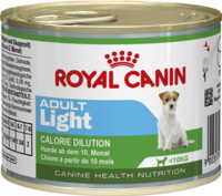 Консервы Royal Canin Adult Light  для собак 195 гр.