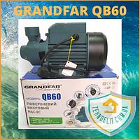 Поверхностный вихревой насос GRANDFAR QB60.