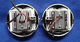 Противотуманные LED фары Toyota Corolla e150 e 140, фото 9