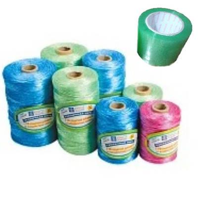 Шпагат, верёвка, нитка для подвязки, клипсы, держатели и скотч для теплиц