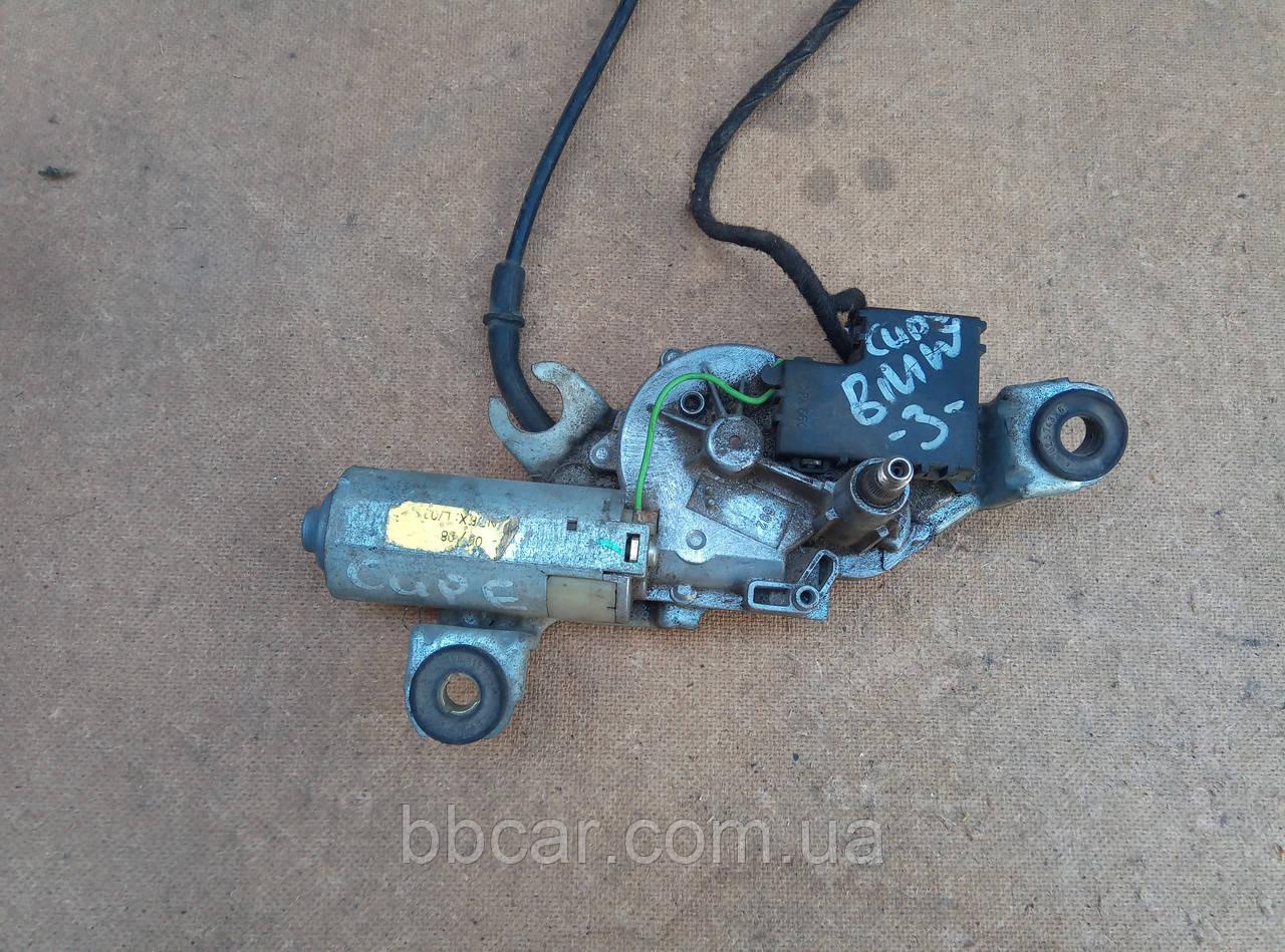Моторчик склоочисника ( задній ) BMW 3 E-36 Bosch 0 390 201 543 , 6161-8 357 515