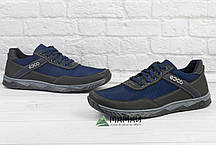 Кросівки чоловічі сітка прошита підошва 43р, фото 3