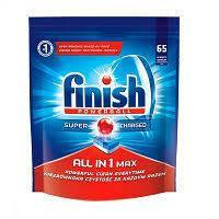 Finish таблетки All in 1 (65шт+65шт/б/к) д/посудомийних машин