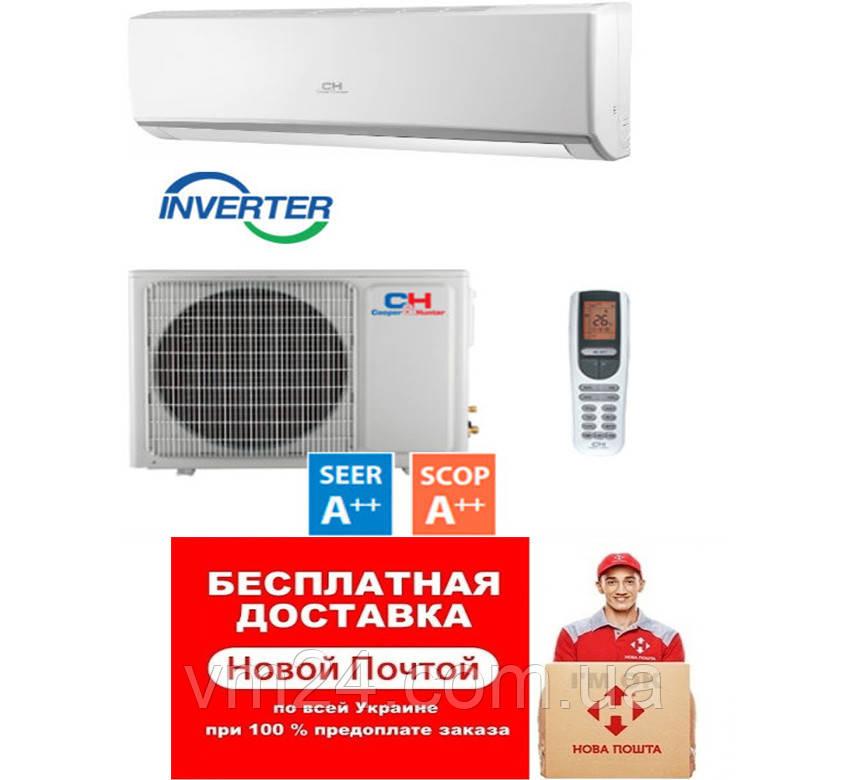 Інверторний кондиціонер Cooper&Hunter Winner Inverter CH-S09FTX5