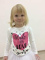 Реглан для девочки ТМ Zelish, фото 1