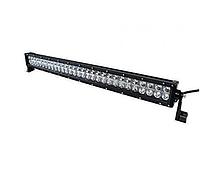 Автофара LED на крышу 60LED 5D-180W-SPOT 710х70х80 | Светодиодная фара на 6 лампочек ближнего света