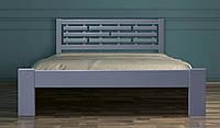 Деревянная кровать К-5 MegaMebli
