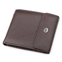Кошелек ST Leather 18314 (ST155) натуральная кожа Коричневый