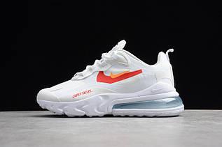 Кроссовки женские Nike Air Max 270 React / 70AMM-044 (Реплика)