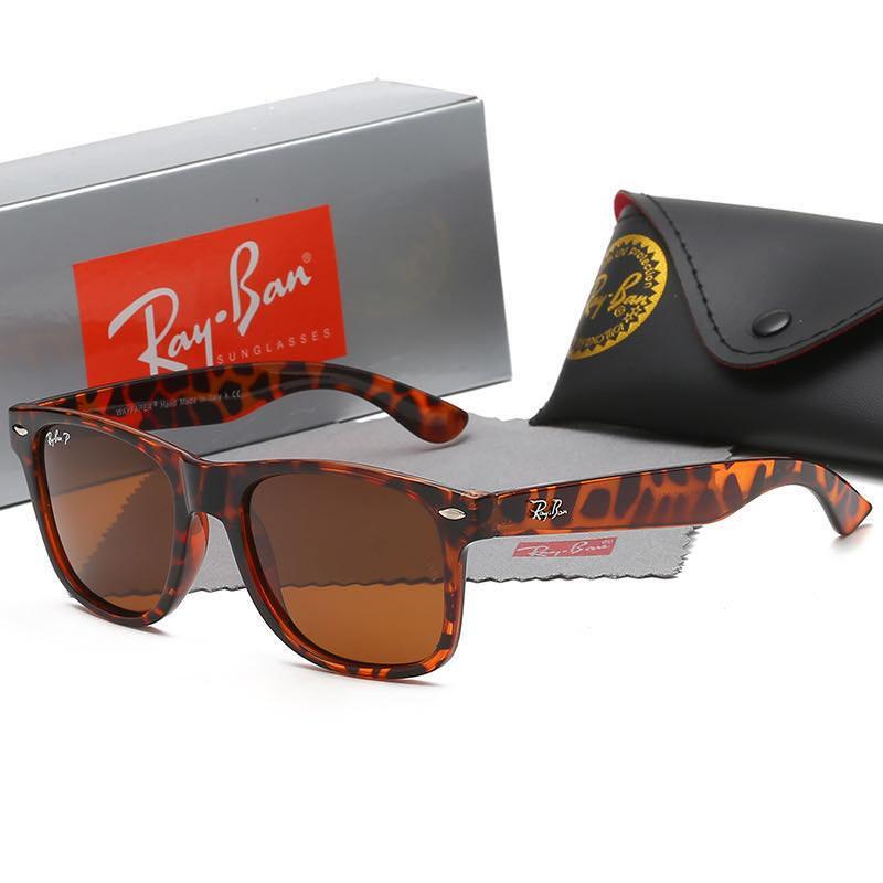 Очки солнцезащитные 2140 Ray Ban Polarized Leo