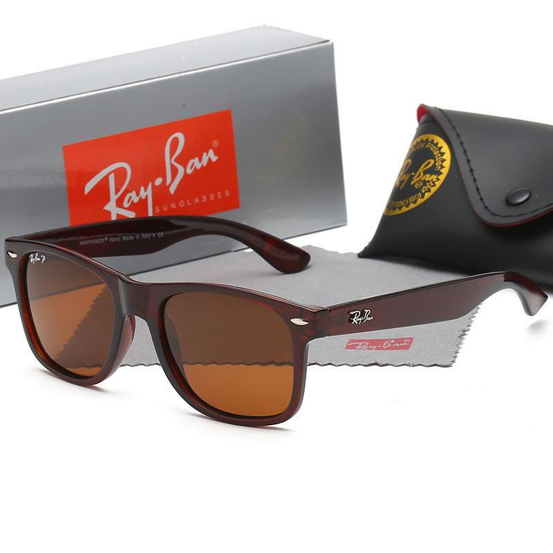 Очки солнцезащитные 2140 Ray Ban Polarized Brown