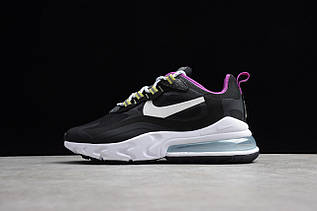 Кроссовки женские Nike Air Max 270 React / 70AMM-045 (Реплика)