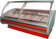 Витрина холодильная COLD MODENA W-25 PVP-k-GN