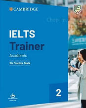 Cambridge IELTS Trainer 2 Academic - 6 Practice Tests with Resources Download