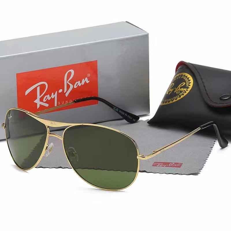 Очки солнцезащитные Ray Ban стекло 8015 С2