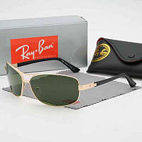 Очки солнцезащитные Ray Ban 3328 C3 Стекло