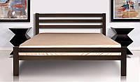 Деревянная кровать К-6 MegaMebli