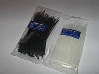 Стяжки монтажные нейлоновые кабельные 3 x 150 мм