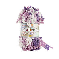 Alize Puffy Fine Color , цвет 6067
