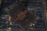 Портмоне кошелёк мужской Космополит коричневый, фото 2