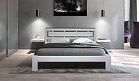 Деревянная кровать К-7 MegaMebli