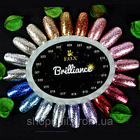 Гель лак фокс F.O.X brilliance 6ml