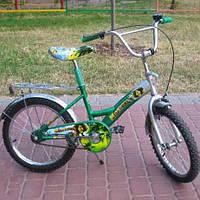 "Детский велосипед Мадагаскар 20"""