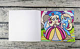 Раскраски Водные. Цветной фон. Принцессы 64540+ БАО Украина, фото 2