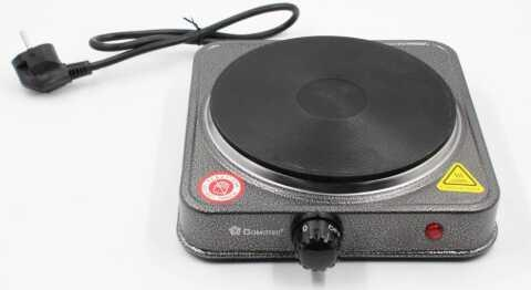 Электроплита настольная DOMOTEC MS-5811, дисковая плита на одну конфорку