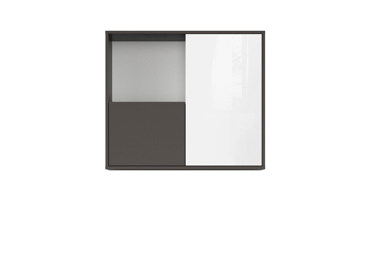 Шкаф Graphic S343-SFW2D/86/75/C-SZW/BLP