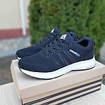 Мужские кроссовки Adidas NEO (черно-белые) 10077, фото 8