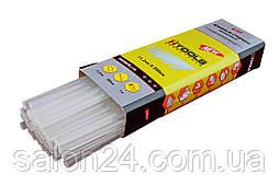 Клейові стрижні Housetools - 11,2 х 300 мм, прозорі (1 кг)
